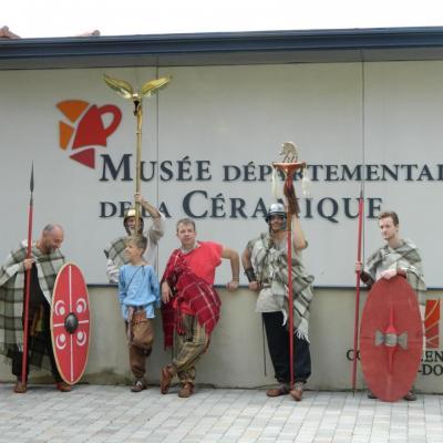 2015, Lezoux, Heritage Days